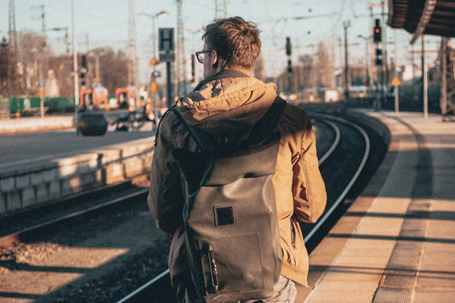 Best Men's Black Roll Top Backpacks for 2020