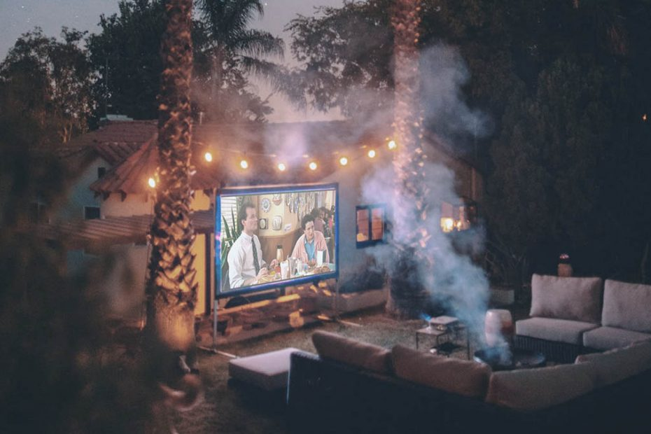 Best Portable Projectors with speakers
