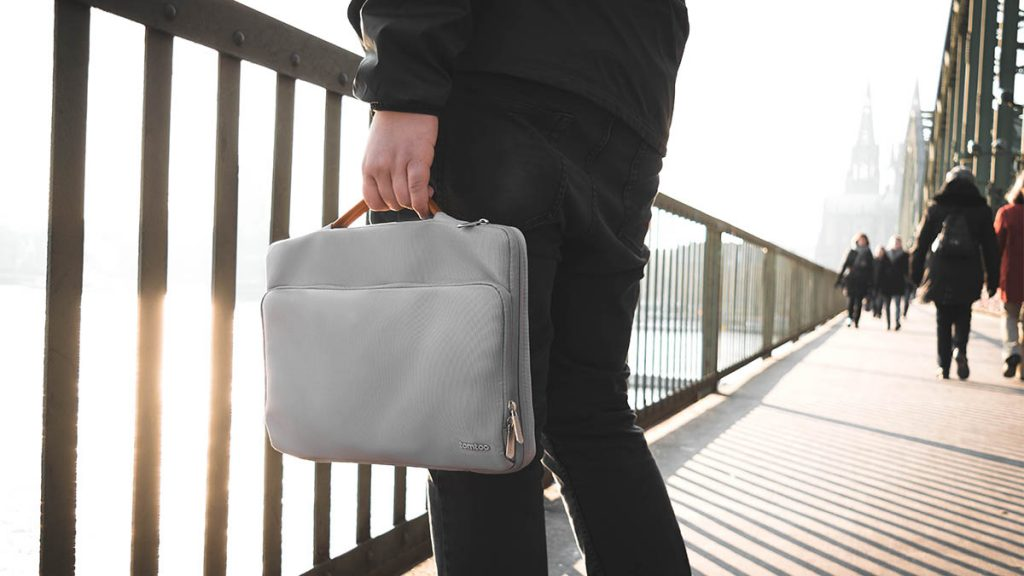 Best Water Resistant Laptop Briefcases for Men