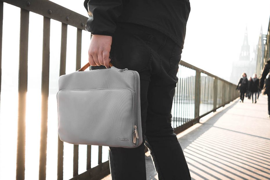 Best Water Resistant Laptop Briefcases for Men