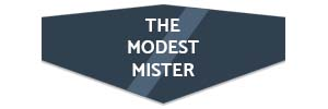THE MODEST MISTER