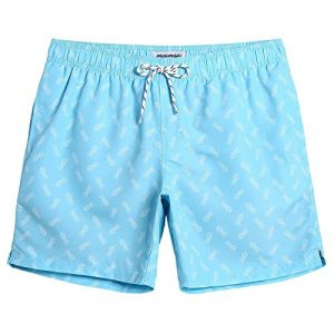 Maamgic Casual Print Men's Swim Shorts