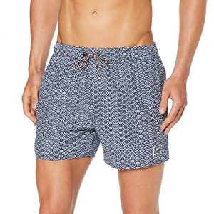 Speedo Vintage Casual Print Swim Shorts