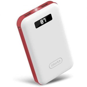 Imuto 20000 mAH Compact Power Bank